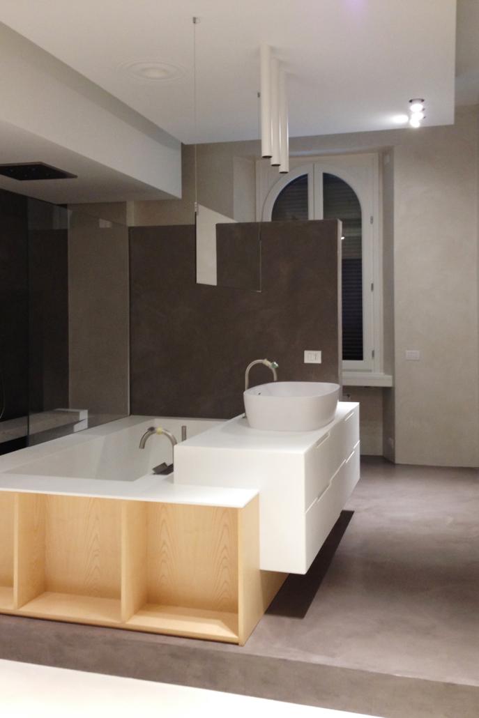 sala da bagno casa SC