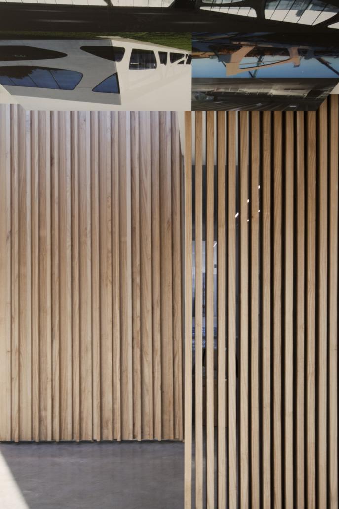 Partizioni interne in legno