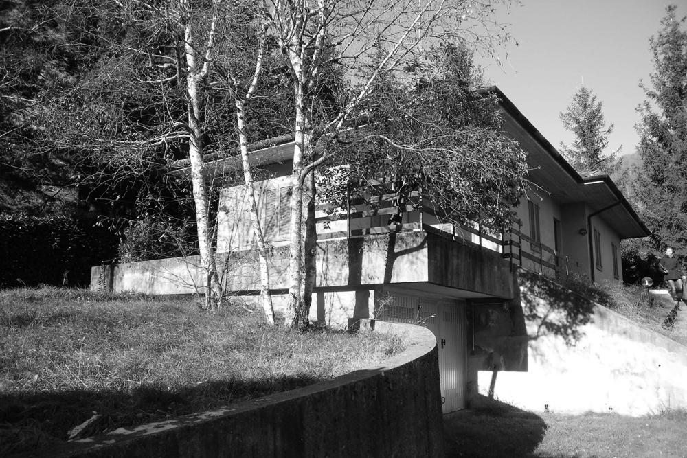 Casa CG prima del progetto