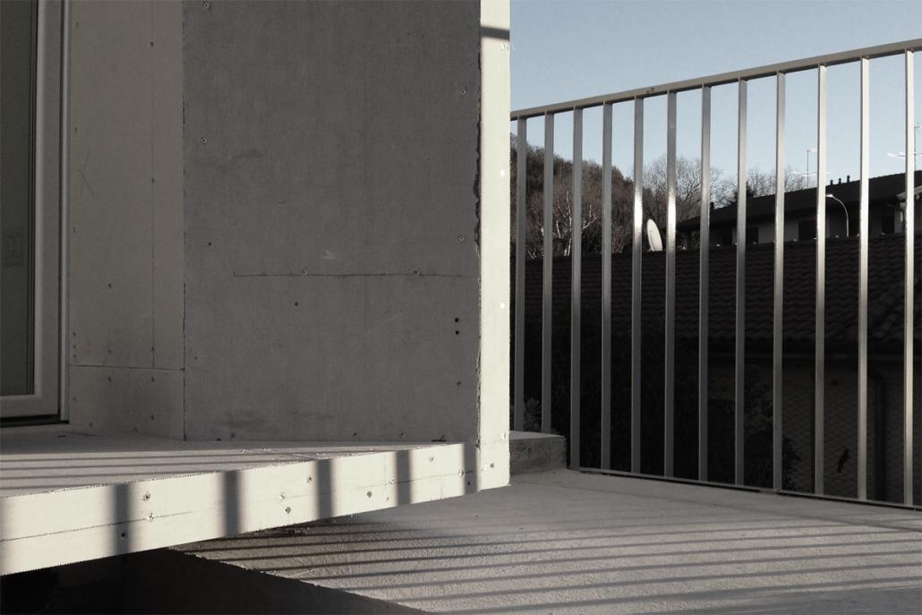Casa CG terrazzo