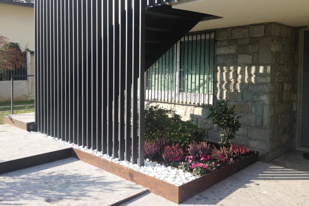 Casa AO scala
