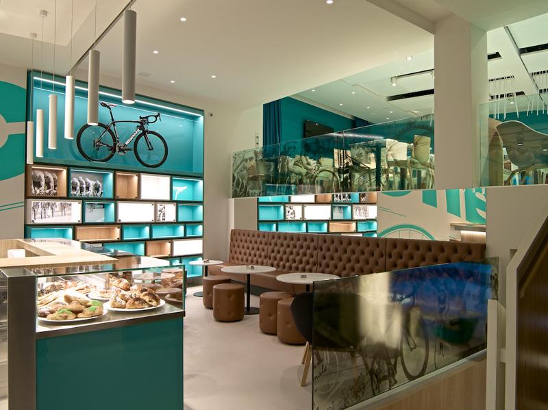 Bianchi Cafè & Cycles bar