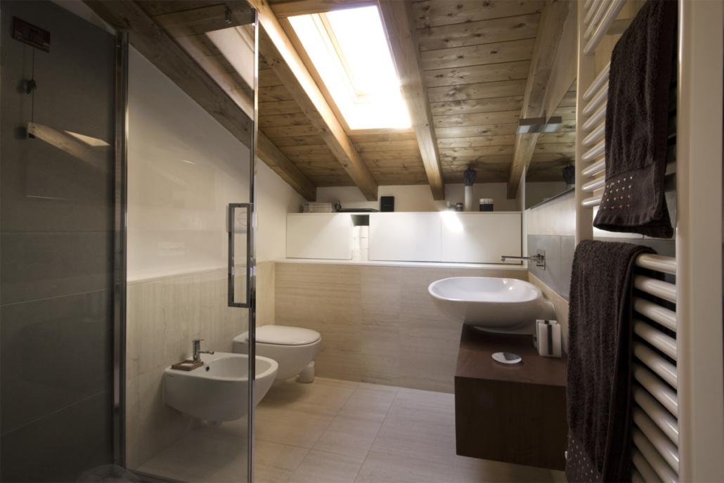 Casa BB sala da bagno
