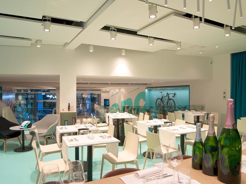 Bianchi Cafè & Cycles ristorante